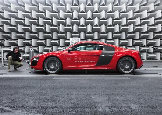 Audi retoma el proyecto R8 e-tron 2