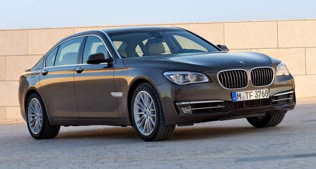 BMW 720i: ¿Por qué no? 2