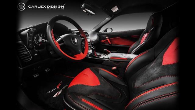 Chevrolet Corvette Z06 por Carlex Design 2