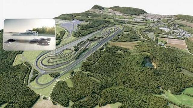 Daimler creará un nuevo centro tecnológico de pruebas 1