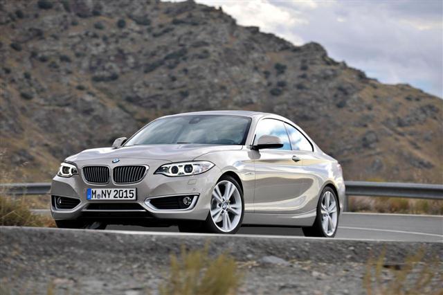 ¿Oficial? Luz verde al BMW M2 Coupé
