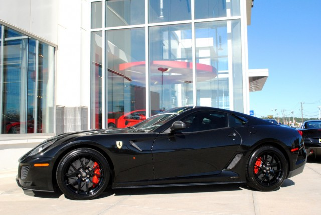 Ferrari 599 GTO a la venta 2