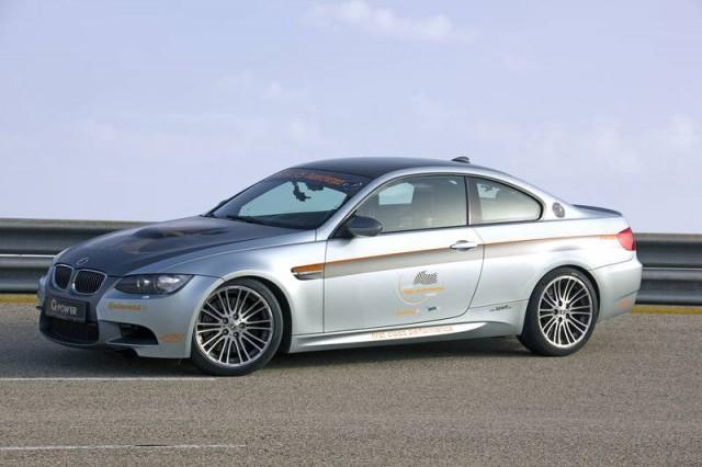 G-Power nos muestra el nuevo BMW M3 Hurricane 337 Edition 1