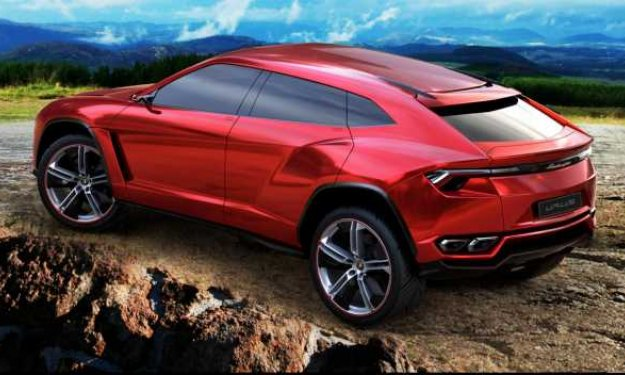 Lamborghini Urus será realidad en 2017 1