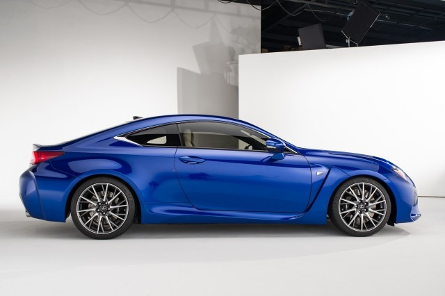 Lexus RC F, megagalería de imágenes 2