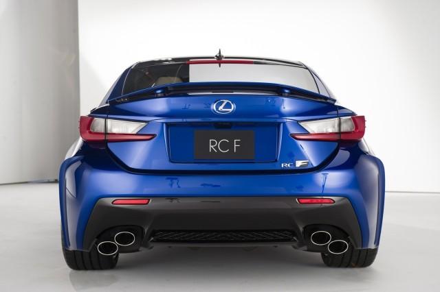 Lexus RC F, megagalería de imágenes 3