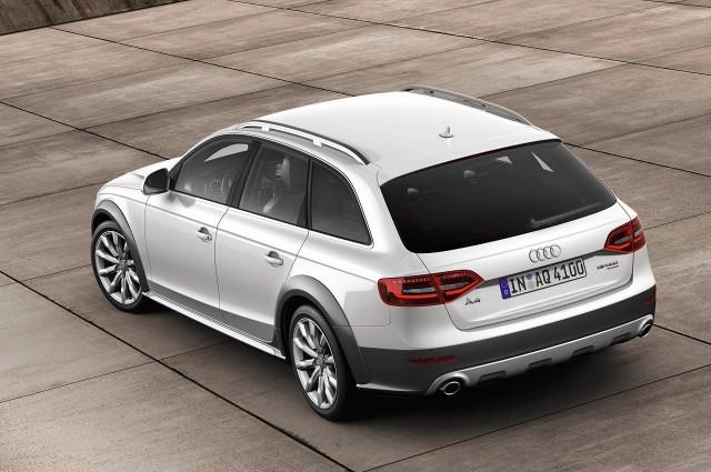 """Llega a España el Audi A4 Allroad """"Advanced Edition"""""""
