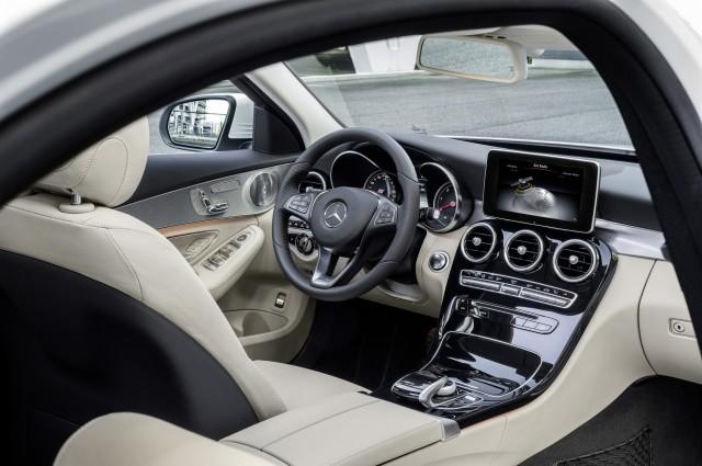 Mercedes Clase C Coupé, en el mercado antes de 2016 2