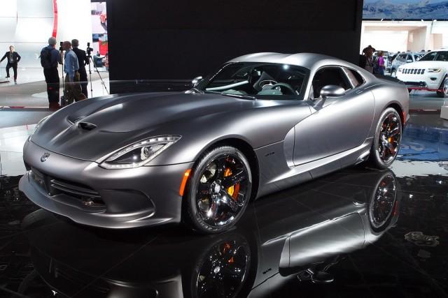 No se debe comparar un Viper con un Corvette, según Ralph Gilles 1