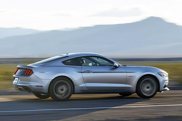 Nueva información sobre la gama Ford Mustang europea 1