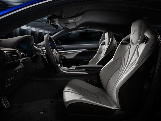 """Oficial: Lexus RC F, un """"alemán"""" llegado desde Japón 4"""