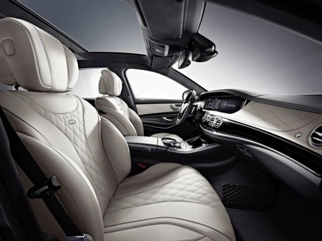 Oficial: Mercedes S600 2