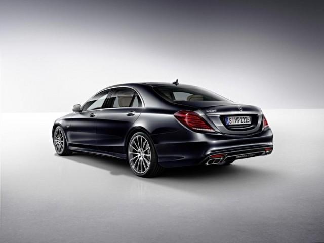 Oficial: Mercedes S600 3