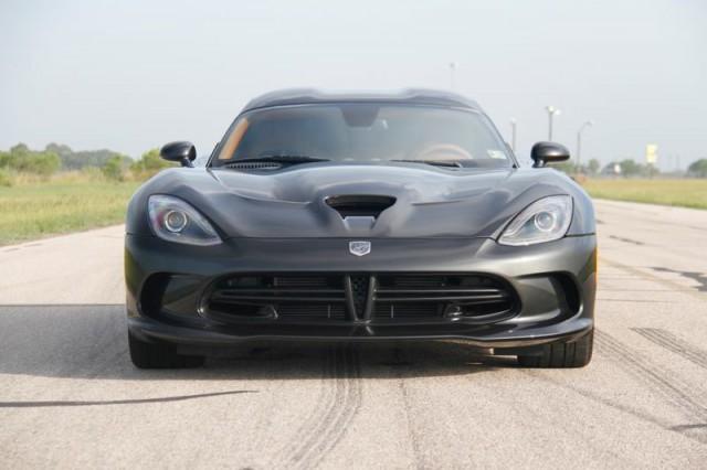 Oficial: SRT Viper GTS Venom 700R 1