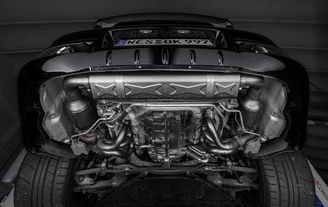 OK-Chiptunig se atreve con el Porsche 911 GT2 2