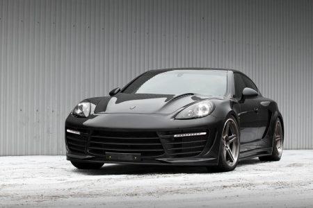 TopCar nos muestra su Porsche Panamera Stingray GTR