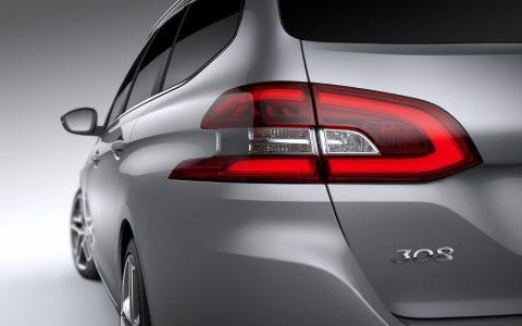 Desvelado el nuevo Peugeot 308 SW. Diseño y practicidad