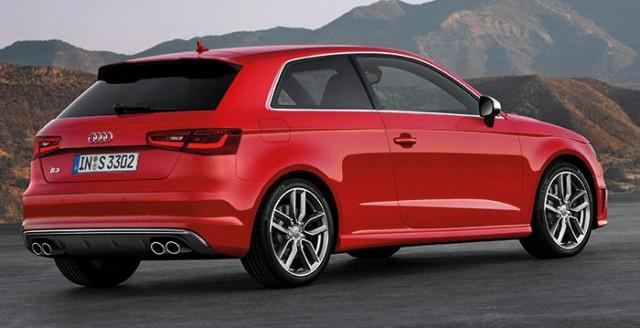 ¿Podría Audi sorprendernos con un S3 Plus de 375 caballos? 2