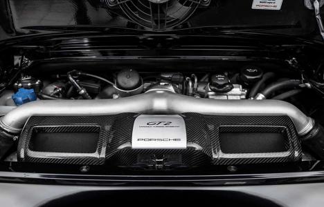 OK-Chiptunig se atreve con el Porsche 911 GT2