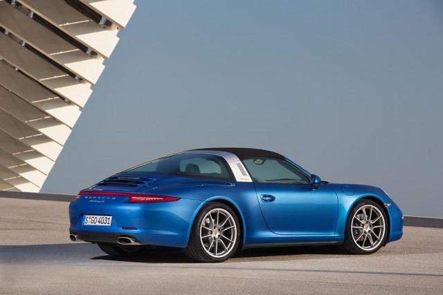 Porsche 911 Targa: Ya es oficial 1