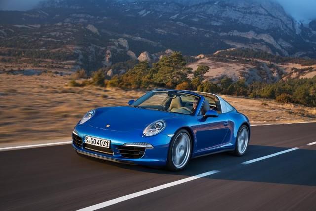 Porsche 911 Targa: Ya es oficial 2