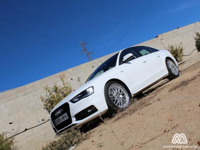 Prueba: Audi A4 2.0 TDI 143 caballos (equipamiento, comportamiento, conclusión) 1