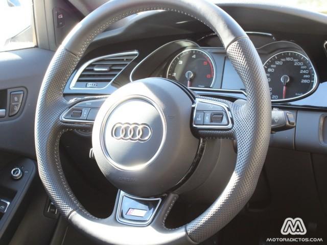 Prueba: Audi A4 2.0 TDI 143 caballos (equipamiento, comportamiento, conclusión) 2