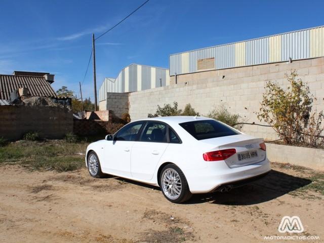 Prueba: Audi A4 2.0 TDI 143 caballos (equipamiento, comportamiento, conclusión) 3