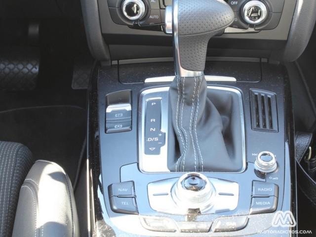 Prueba: Audi A4 2.0 TDI 143 caballos (equipamiento, comportamiento, conclusión) 4