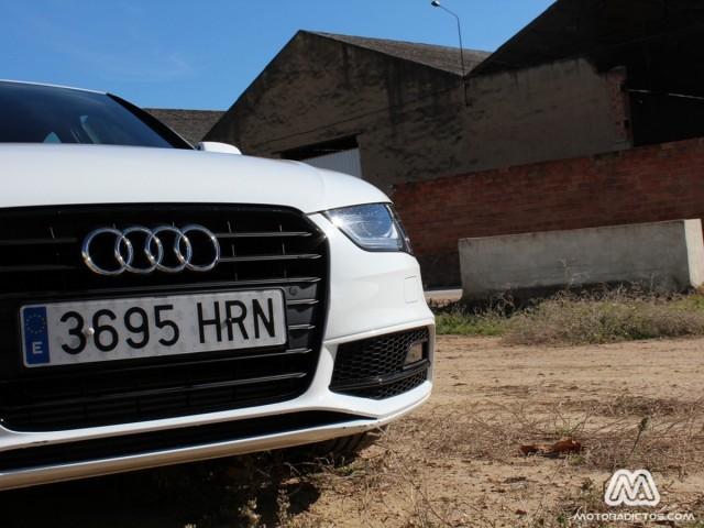 Prueba: Audi A4 2.0 TDI 143 caballos (equipamiento, comportamiento, conclusión) 5