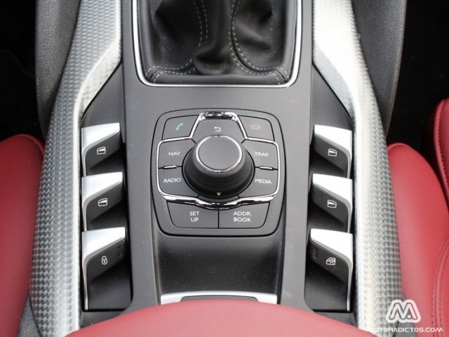 Prueba: Citroën DS5 2.0 HDI 160 caballos (equipamiento, comportamiento, conclusión) 2