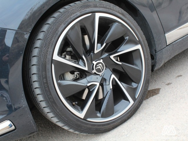 Prueba: Citroën DS5 2.0 HDI 160 caballos (equipamiento, comportamiento, conclusión) 4