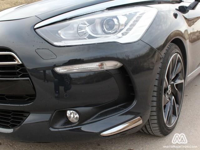 Prueba: Citroën DS5 2.0 HDI 160 caballos (equipamiento, comportamiento, conclusión) 5