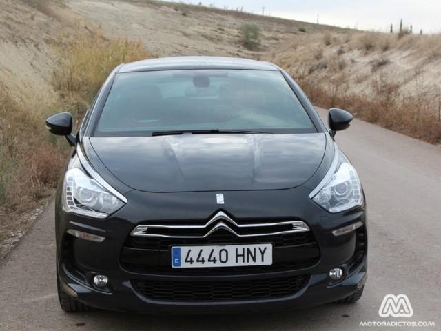 Prueba: Citroën DS5 2.0 HDI 160 caballos (equipamiento, comportamiento, conclusión) 6