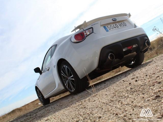 Prueba: Subaru BRZ (equipamiento, comportamiento, conclusión) 1
