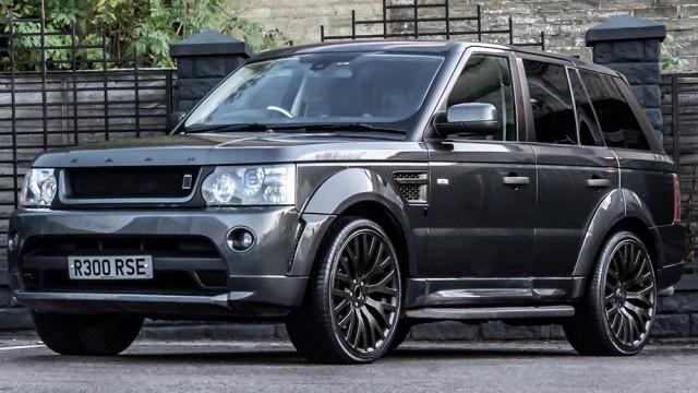 Range Rover Sport RS300 por A.Kahn Design 1
