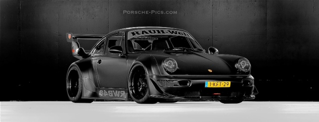RUF 964 por RWB 1