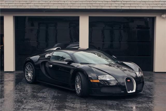 Simon Cowell vende su Bugatti Veyron 1