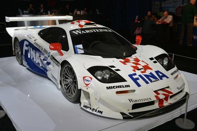 Vendido un McLaren F1 GTR por 3.9 millones de euros 1