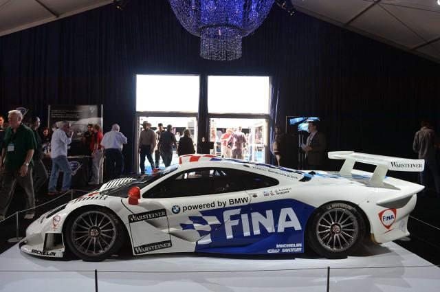 Vendido un McLaren F1 GTR por 3.9 millones de euros 2