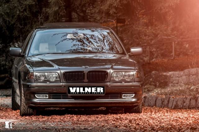 Vilner nos muestra su excepcional BMW 750i V12 1
