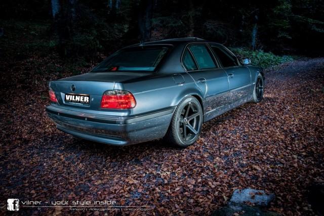 Vilner nos muestra su excepcional BMW 750i V12 2