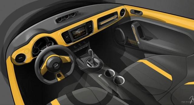 Volkswagen Beetle Dune: Vuelta al ruedo de la aspiración campera 1