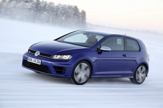 ¿En camino? Volkswagen Golf R Variant