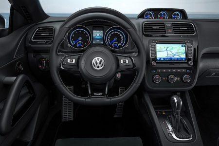 Volkswagen Scirocco 2014, lavado de cara para Ginebra