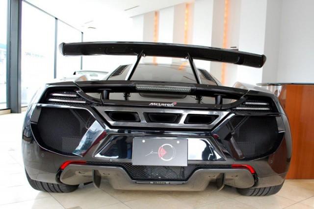 A la venta: McLaren 12C Terso 2
