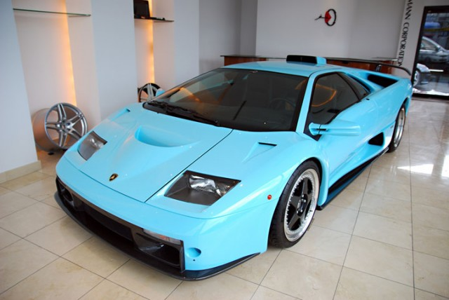 A la venta un Lamborghini Diablo GT de 2001 1