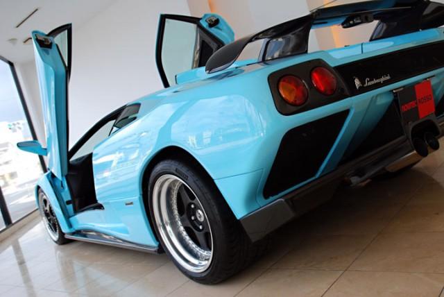 A la venta un Lamborghini Diablo GT de 2001 2
