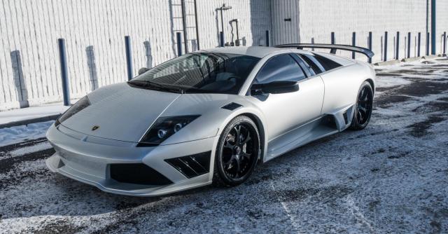 A la venta un Lamborghini Murciélago de 1.300 caballos 1