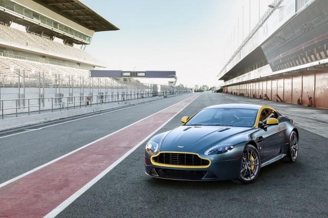 Aston Martin irá con dos ediciones limitadas a Ginebra 2